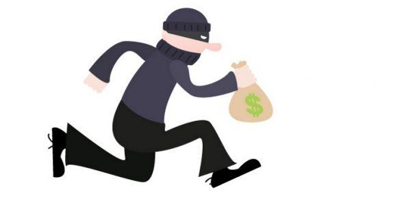 Bankraneren glemte masken sin. Men det som skjedde? Jeg ler så tårene triller!